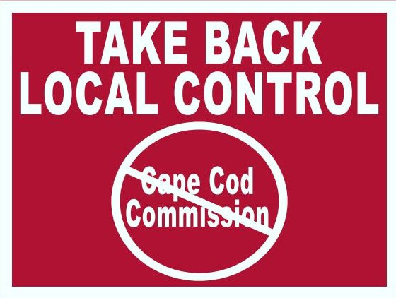 WIthdraw from the Cape Cod Commission